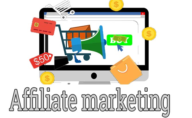 Bisnis online model affiliate marketing